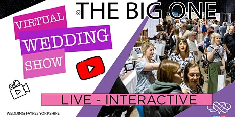 the BIG virtual wedding Event tickets