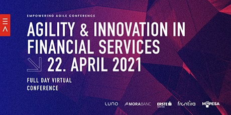 Agility & Innovation in Financial Services tickets