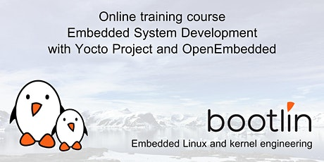 Bootlin Yocto Project and OpenEmbedded Development Training Seminar tickets