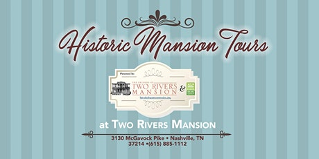 Historic Mansion Tours tickets