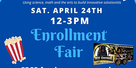Enrollment Fair tickets