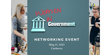 Women in Government  Networking Event tickets