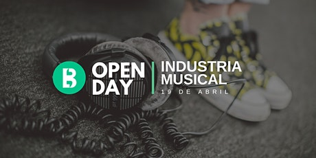 Open Day | Industria Musical tickets