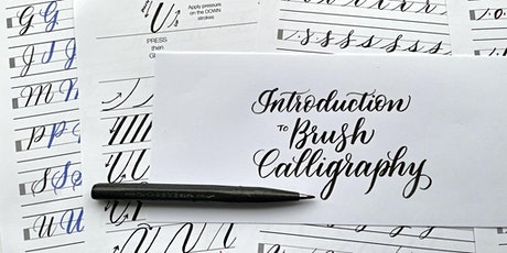 Introduction to Brush Calligraphy tickets