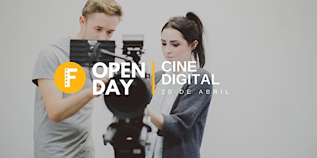 Open Day | Cine Digital tickets