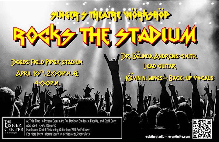 Singer's Theatre Workshop Rocks the Stadium image