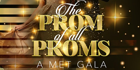 PROM OF ALL PROMS 2021 tickets