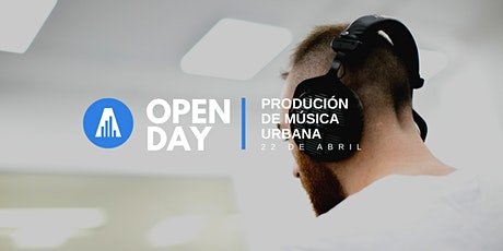 Open Day | Producción de Música Urbana tickets