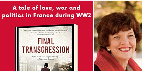 The Final Transgression - Meet the Author tickets