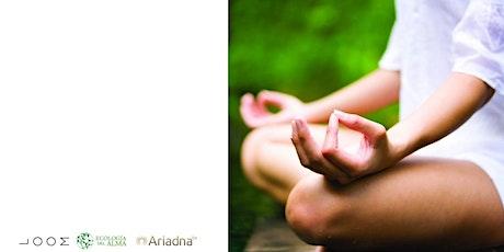 La meditación, un camino de regreso a casa entradas