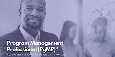 PgMp Certification Training In Burlington, VT tickets