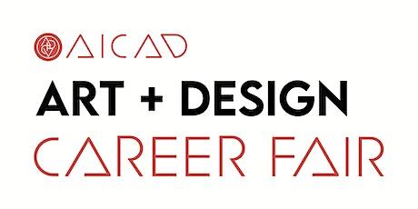 AICAD  Art and Design Virtual Career Fair (Recruiter Registration) tickets