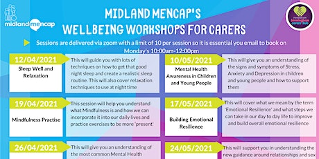 Mental Health Awareness in Young People & Children with Rebecca tickets