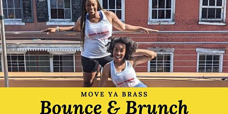 Bounce & Brunch tickets