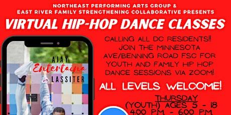Minnesota Ave/Benning Rd. FSC - NEPAG Dance Sessions via Zoom tickets