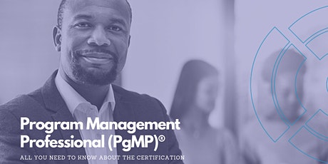 PgMp Certification Training In Greater New York City Area tickets