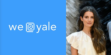 WE@Yale Women Innovators Series: Alexa Geovanos tickets