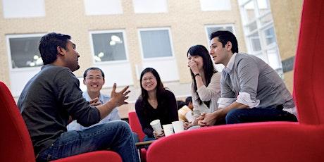 Lancaster Executive MBA - Information Webinar tickets
