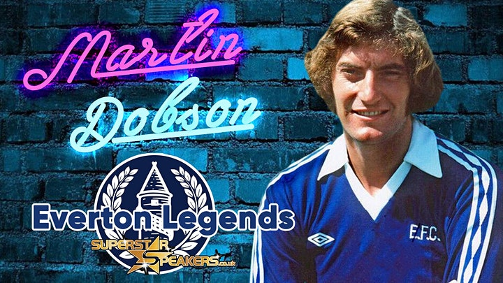 An Evening with The Everton Football Club Legends - Chester image