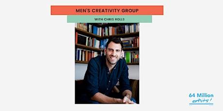 Men's Creativity Group tickets