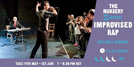 Online Improv Super-Elective: Improvised Rap with Will Naameh tickets