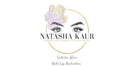 Natasha Kaur - Make Up Masterclass tickets