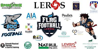 NEW 1st & 2nd Grade Flag Football League 2021