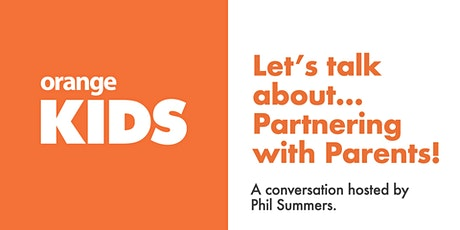Let's talk about...Partnering With Parents! tickets
