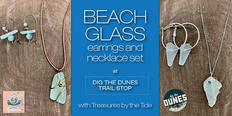 Beach Glass Wire Wrapping Workshop tickets