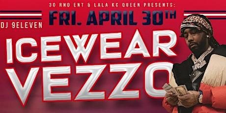 Icewear Vezzo w/2Gunn Kevi & Suli4q tickets