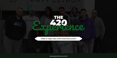 420 Experience Las Vegas Tour tickets