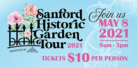 Sanford Historic Garden Tour tickets