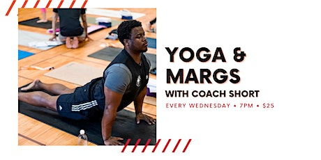 Yoga & Margs with Coach Short tickets