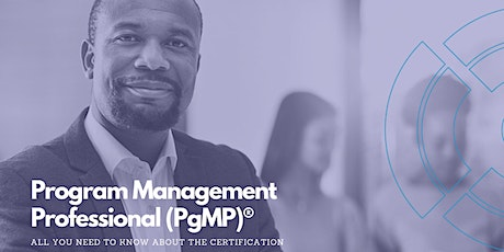 PgMp Certification Training In Lake Charles, LA tickets