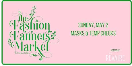 Fashion Farmers Market by Houston Tidbits tickets