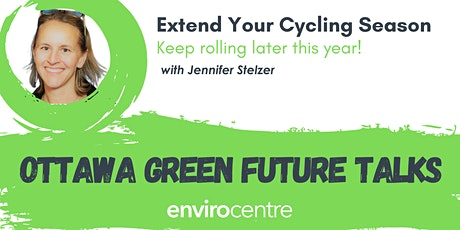 Extend Your Cycling Season - keep rolling later this year! tickets