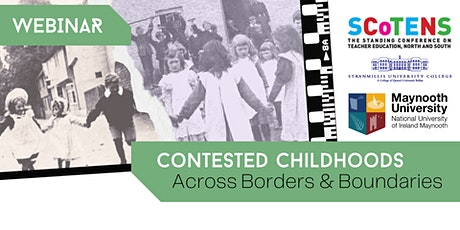 Contested Childhoods across Borders and Boundaries tickets