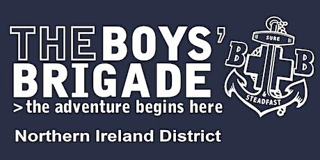 Virtual Youth Leader Training - Northern Ireland tickets