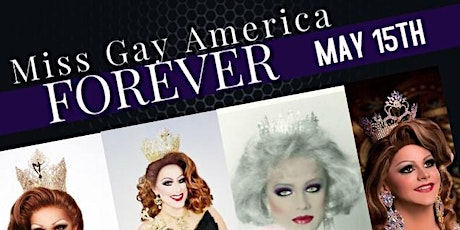 Miss Gay America Forever Brunch & Brews tickets