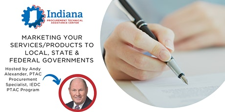 Marketing Your Services/Products To Local, State & Federal Governments tickets