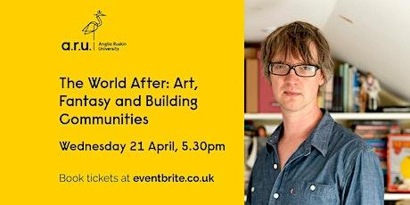 AHSS Presents: David Blandy 'The World After: Art, Fantasy tickets