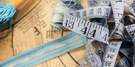 Beginners Clothes Repair - Online Workshop tickets