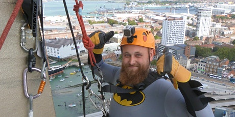 Spinnaker Tower Abseil 2021 tickets