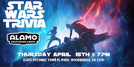 Star Wars Trivia at Alamo Drafthouse Cinema Woodbridge tickets