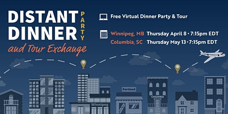 Distant Dinner Party & Tour Exchange tickets