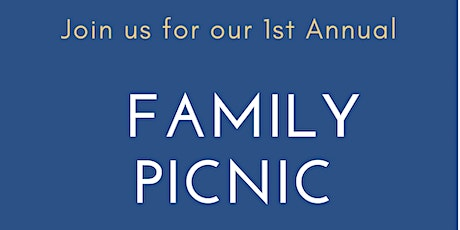 First Annual Family Picnic tickets
