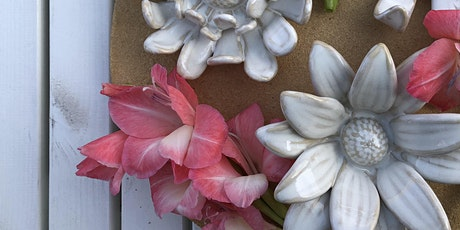 Clay Flower - Handbuilding with Jan Mok tickets