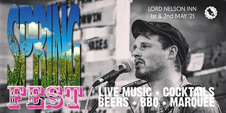 Springfest at the Lord Nelson, Topsham tickets