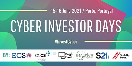 9th  CYBER INVESTOR DAYS bilhetes