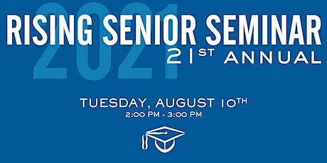 CollegeBound Foundation 2021 Rising Senior Seminar tickets